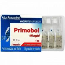 Primobol Примоболан 100 мг/мл, 10 ампул, Balkan Pharmaceuticals