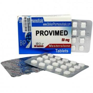 Provimed Провимед Провирон 50 мг, 20 таблеток, Balkan Pharmaceuticals в Таразе