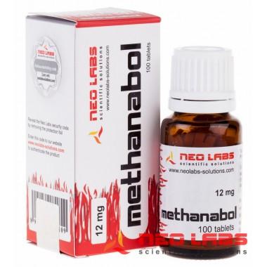 Methanabol Метанабол 12 мг, 100 таблеток, Neo Labs в Таразе