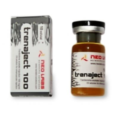 Trenaject 100 Trenbolone Acetate 100 мг/мл, 10 мл, Neo Labs в Таразе