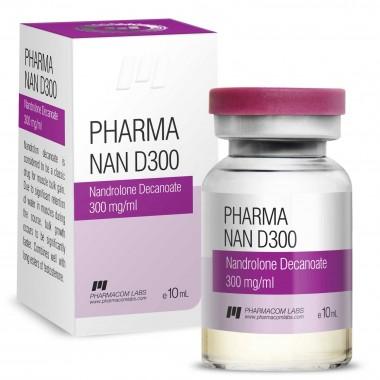 PHARMANAN D 300 мг/мл, 10 мл, Pharmacom LABS в Таразе
