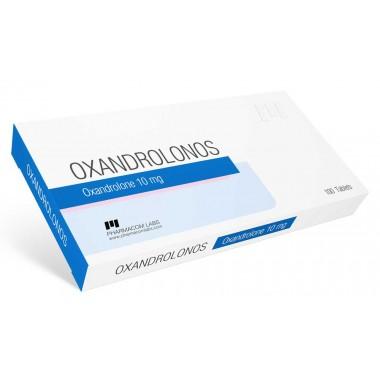 OXANDROLONOS 10 мг, 100 таблеток, Pharmacom Labs в Таразе