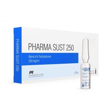 PHARMASUST 250 мг/мл, 10 ампул, Pharmacom LABS в Таразе