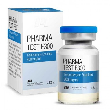 PHARMATEST E 300 мг/мл, 10 мл, Pharmacom LABS в Таразе