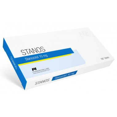 STANOS 10 мг, 100 таблеток, Pharmacom LABS в Таразе