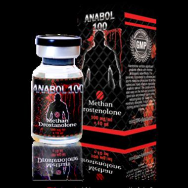 ANABOL 100 Инъекционный Метан Метандростенолон 100 мг/мл 10 мл, UFC PHARM в Таразе