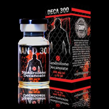 NAN DECA 300 Дека 300 мг/мл, 10 мл, UFC PHARM в Таразе
