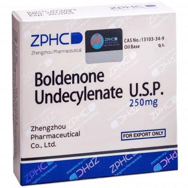 Boldenone Undecylenate Болденон Ундесиленат 250 мг/мл, 10 ампул, ZPHC в Таразе