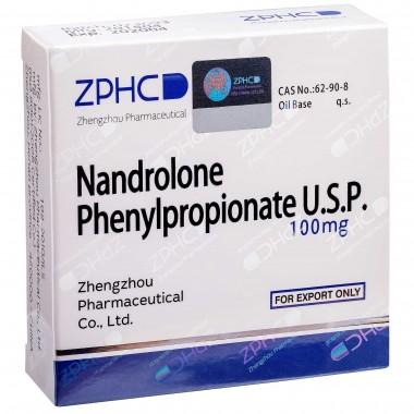Nandrolone Phenylpropionate Нандролон Ф 100 мг/мл, 10 ампул, ZPHC в Таразе