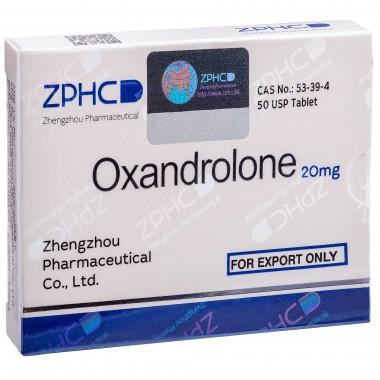 Oxandrolone Оксандролон 20 мг, 50 таблеток, ZPHC в Таразе