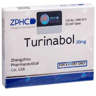 Turinabol Туринабол 20 мг, 50 таблеток, ZPHC в Таразе